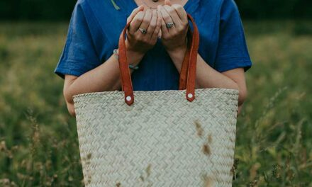 HILOS | HANDWOVEN PALM BAG